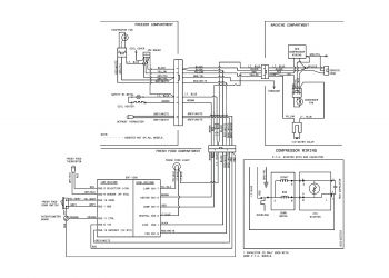 Frigidaire Refrigerator Wiring Diagram - Frigidaire Refrigerator Wiring Diagram Download Wiring Diagram for Trailer Lights and Electric Brakes Refrigerator Best Download Wiring Diagram 17k