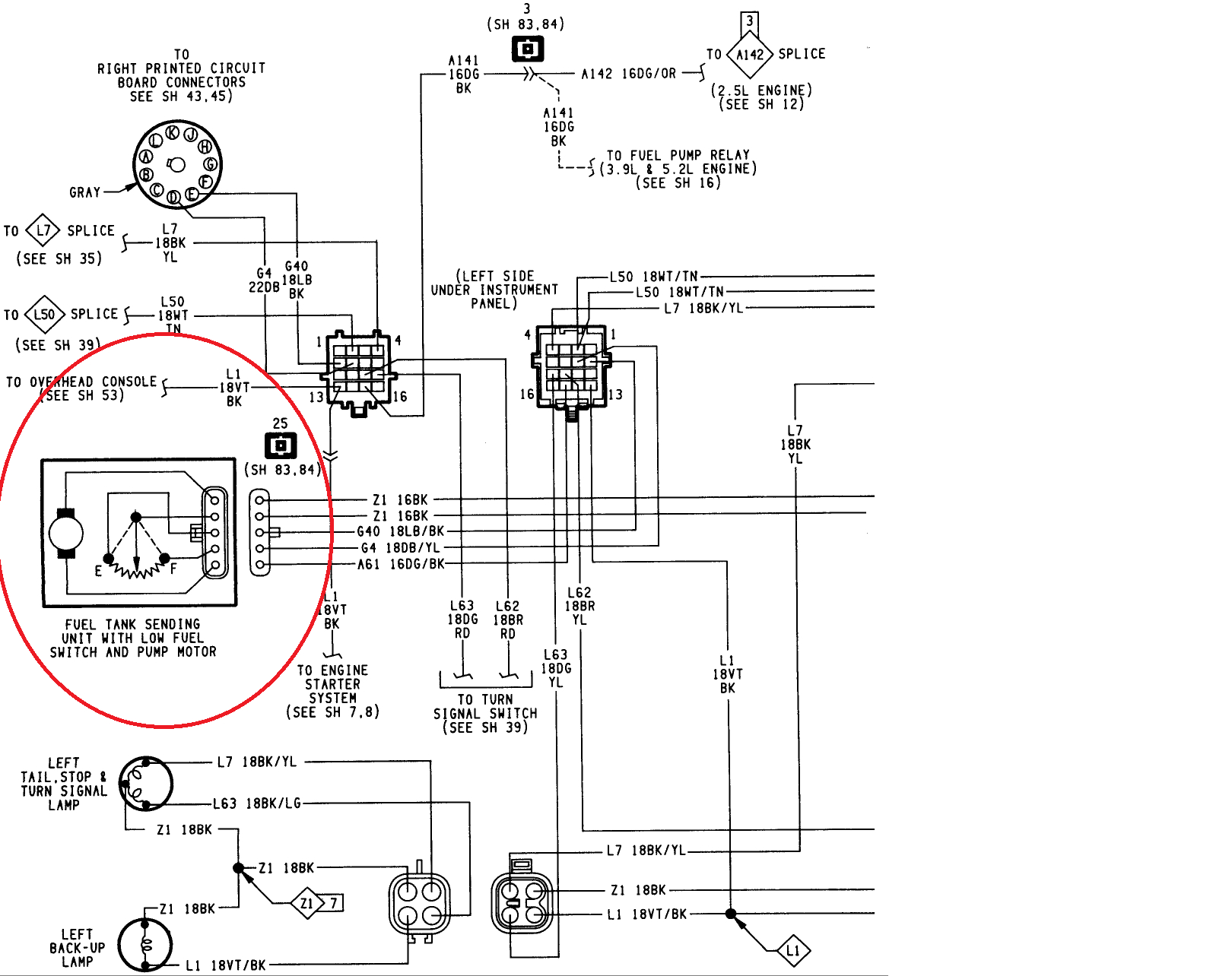 fuel transfer pump wiring diagram Collection-Fuel Gauge Wiring Diagram 6-a