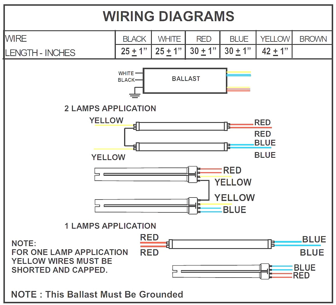 fulham workhorse wh5 120 l wiring diagram Collection-fulham workhorse wiring diagram with basic pictures 2 diagrams rh chromatex me T5 Diagram Wiring Fulhamwh1 120 L Bodine Emergency Ballast Wiring Diagram 18-t