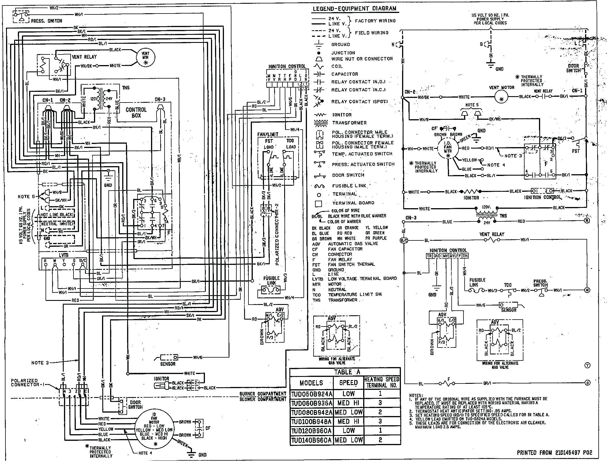 furnace control board wiring diagram - wireless focuspro thermostat trane  xl80 furnace wiring diagram i have