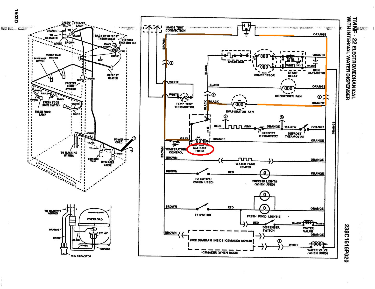 ge refrigerator wiring diagram Download-Ge Refrigerator Wiring Diagram Wiring Diagram Ge Refrigerator Ge Profile Mesmerizing 7-f