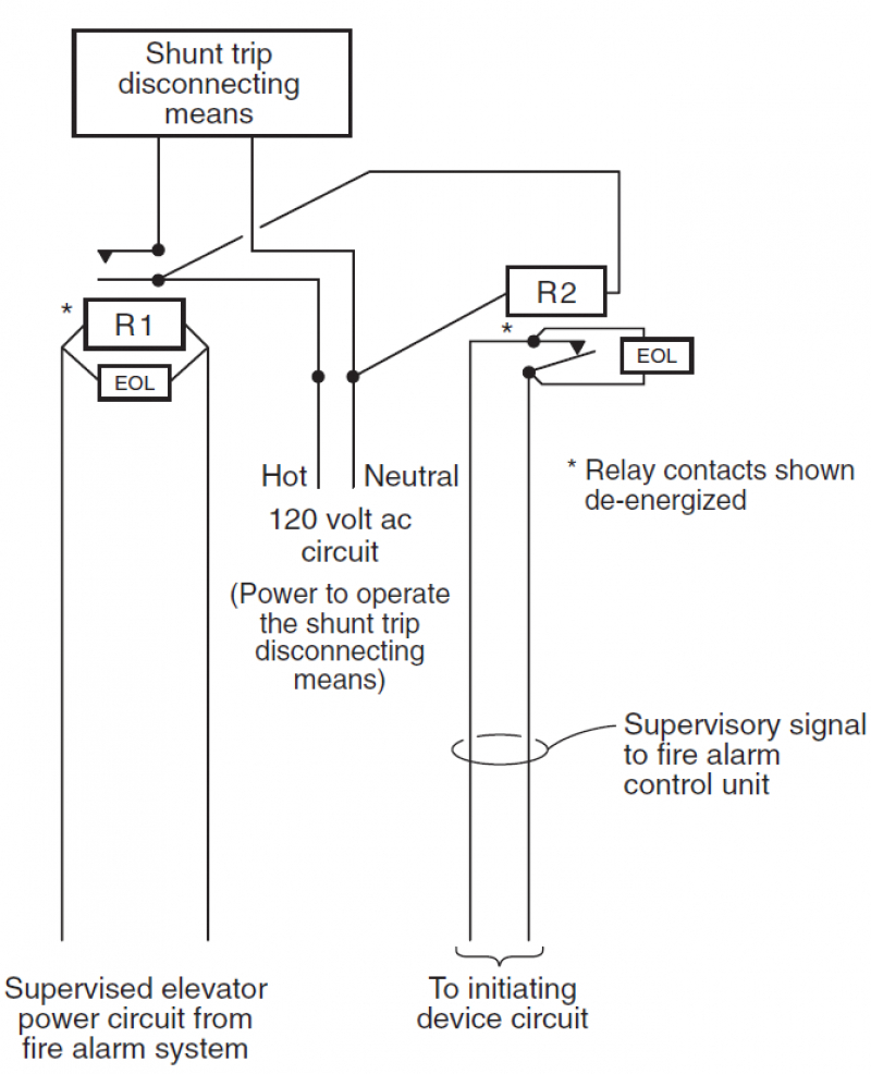 ge shunt trip breaker wiring diagram Download-Unique Wiring Diagram For Siemens Fire Alarm Shunt Trip Breaker And d New To 1-e