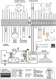 Generac Battery Charger Wiring Diagram - Generac Battery Charger Wiring Diagram Awesome Generac Automatic Transfer Switch Wiring Diagram Simple Bright 5m