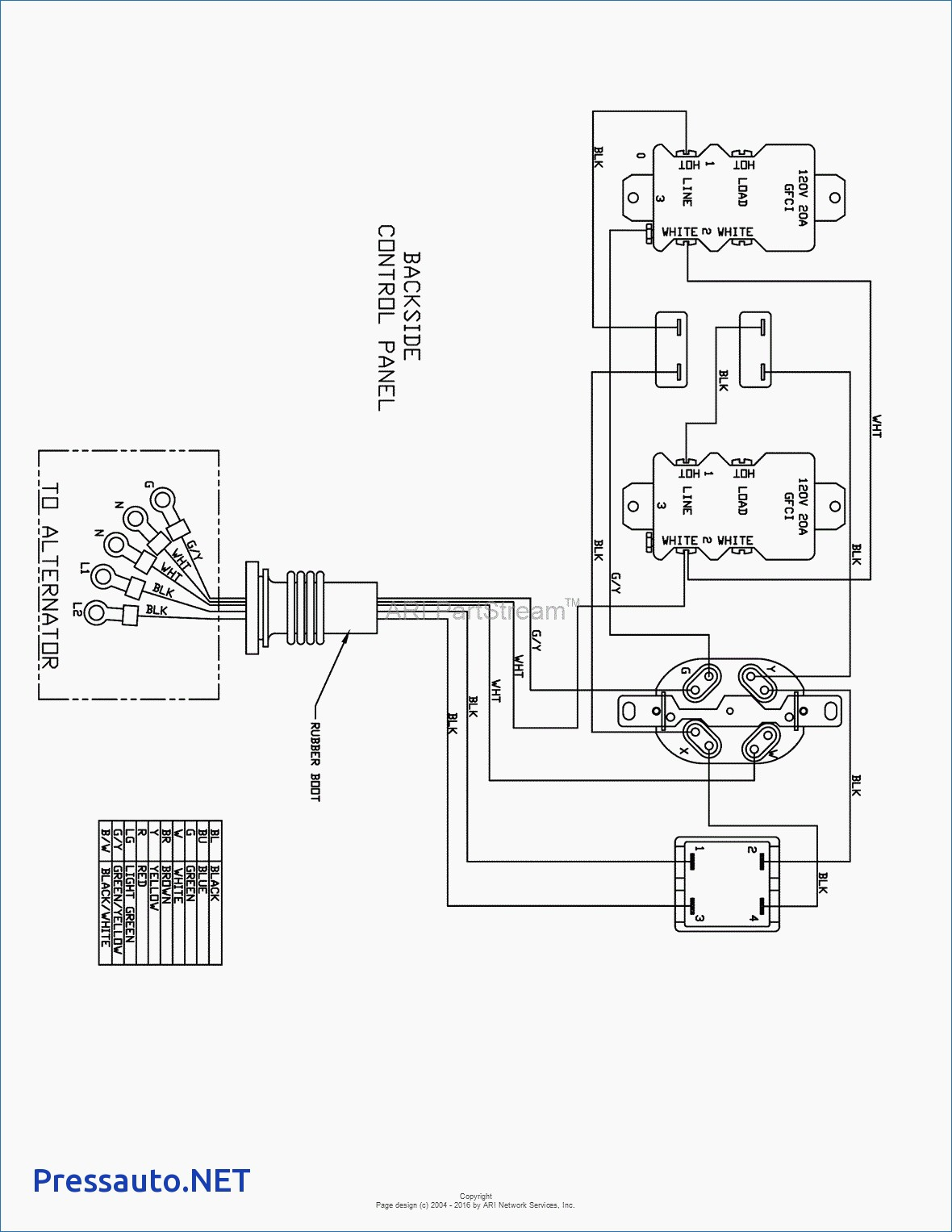 generac generator wiring diagram Download-generac starter generator wiring diagram wire center u2022 rh jamairline co Generac Generator Transfer Switch Wiring Generac RV Generator Wiring Diagrams 4-s