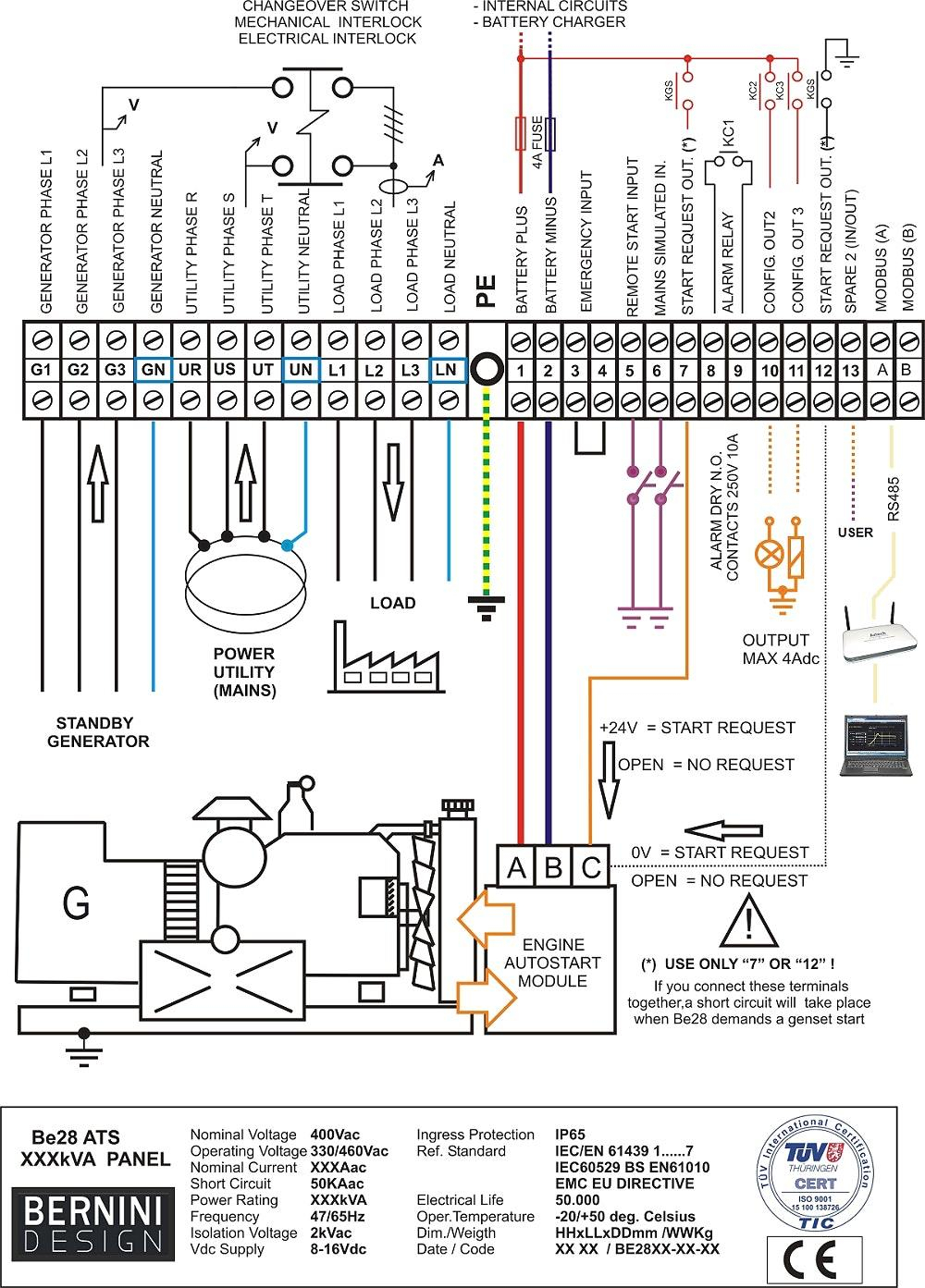 generac wiring diagram Collection-an Transfer Switch Wiring Diagram Collection Generac Automatic Transfer Switch Wiring Diagram At To 11 18-s