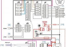 Generator Control Panel Wiring Diagram Pdf - Wiring Diagram Portable Generator New Diesel Generator Control Panel Wiring Diagram 20k