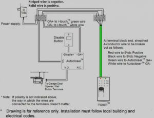 Genie Garage Door Opener Sensor Wiring Diagram - 23 Beautiful Wiring Diagram for A Genie Garage Door Opener Sensor with In 5e