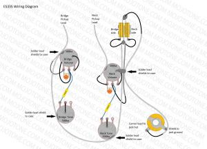 Gibson 335 Wiring Diagram - Wiring Diagram for Gibson Sg Refrence Gibson Sg P90 Wiring Diagram Fresh Es 335 Webtor for 13l