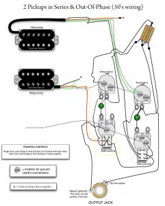 Gibson 57 Classic 4 Conductor Wiring Diagram - Wiring Diagrams for Gibson Guitars Refrence Wiring Schematic for Rh Kobecityinfo Gibson Guitar Pickup Wiring 16t