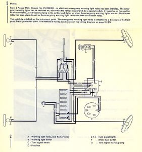 Go Light Wiring Diagram - Go Light Wiring Diagram New thesamba Type 2 Wiring Diagrams 16n