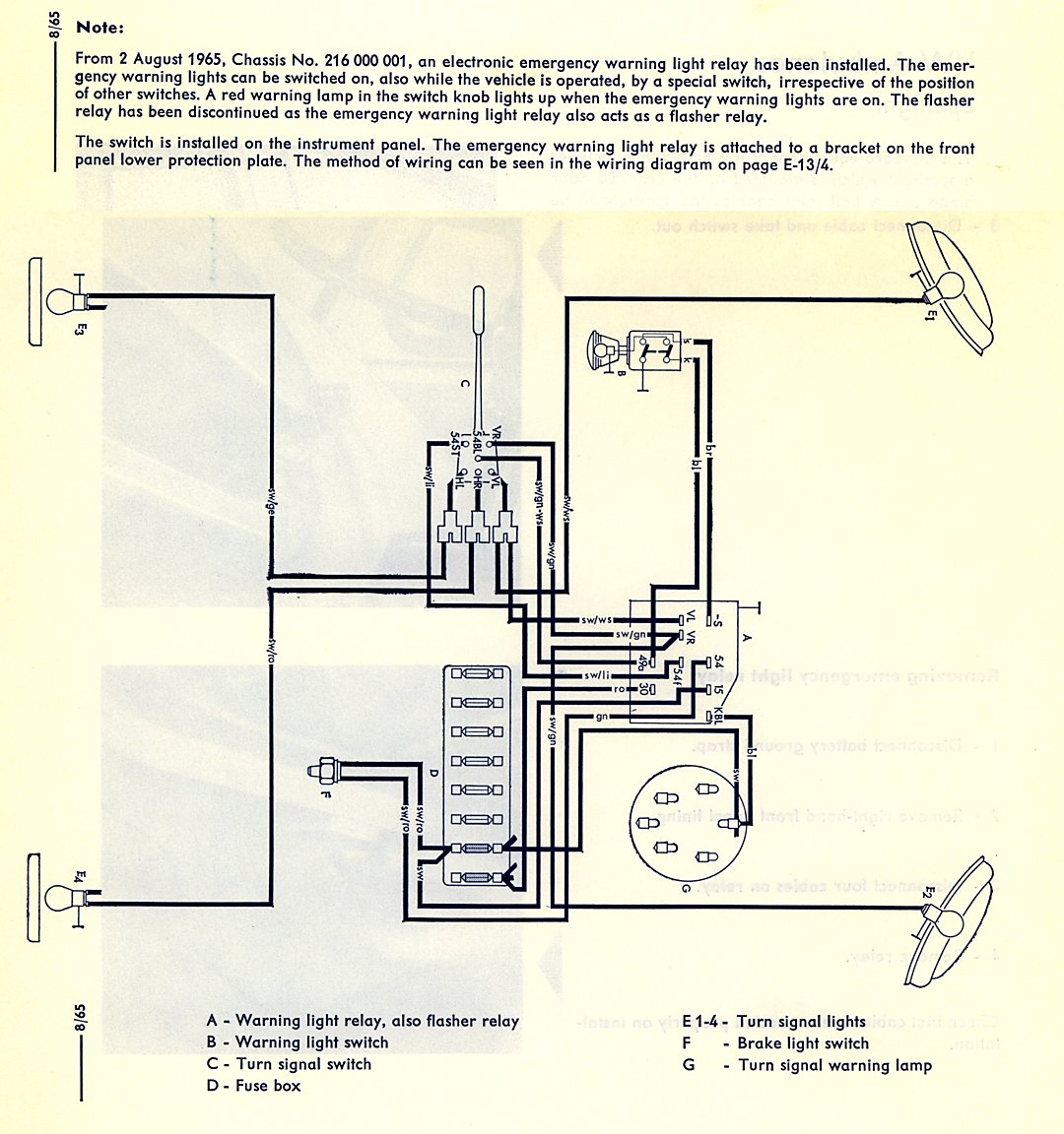 go light wiring diagram Download-Go Light Wiring Diagram New thesamba Type 2 Wiring Diagrams 19-a