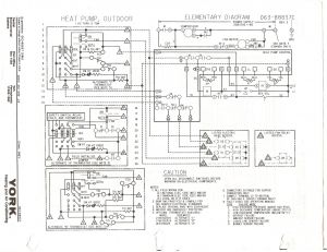 Goodman Air Handler Wiring Diagram - Goodman Air Handler thermostat Wiring 1p