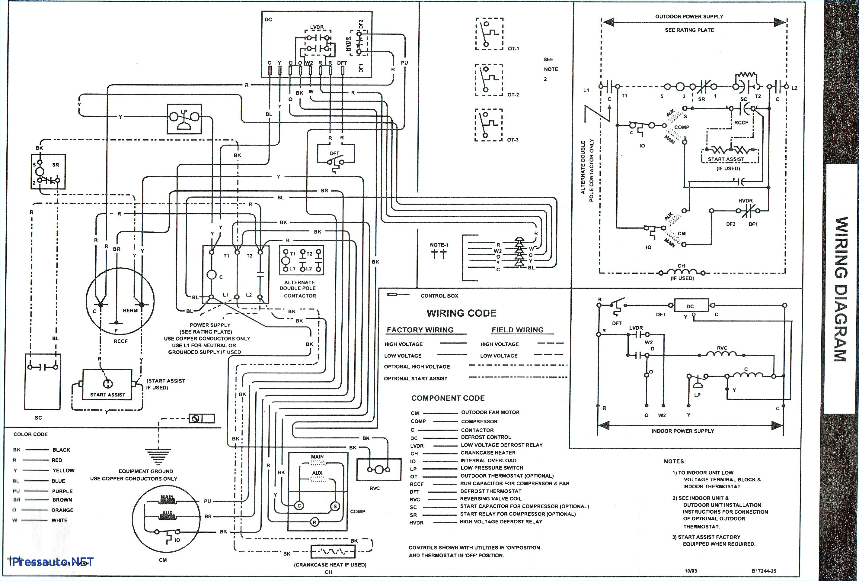 goodman air handler wiring diagram sample. Black Bedroom Furniture Sets. Home Design Ideas
