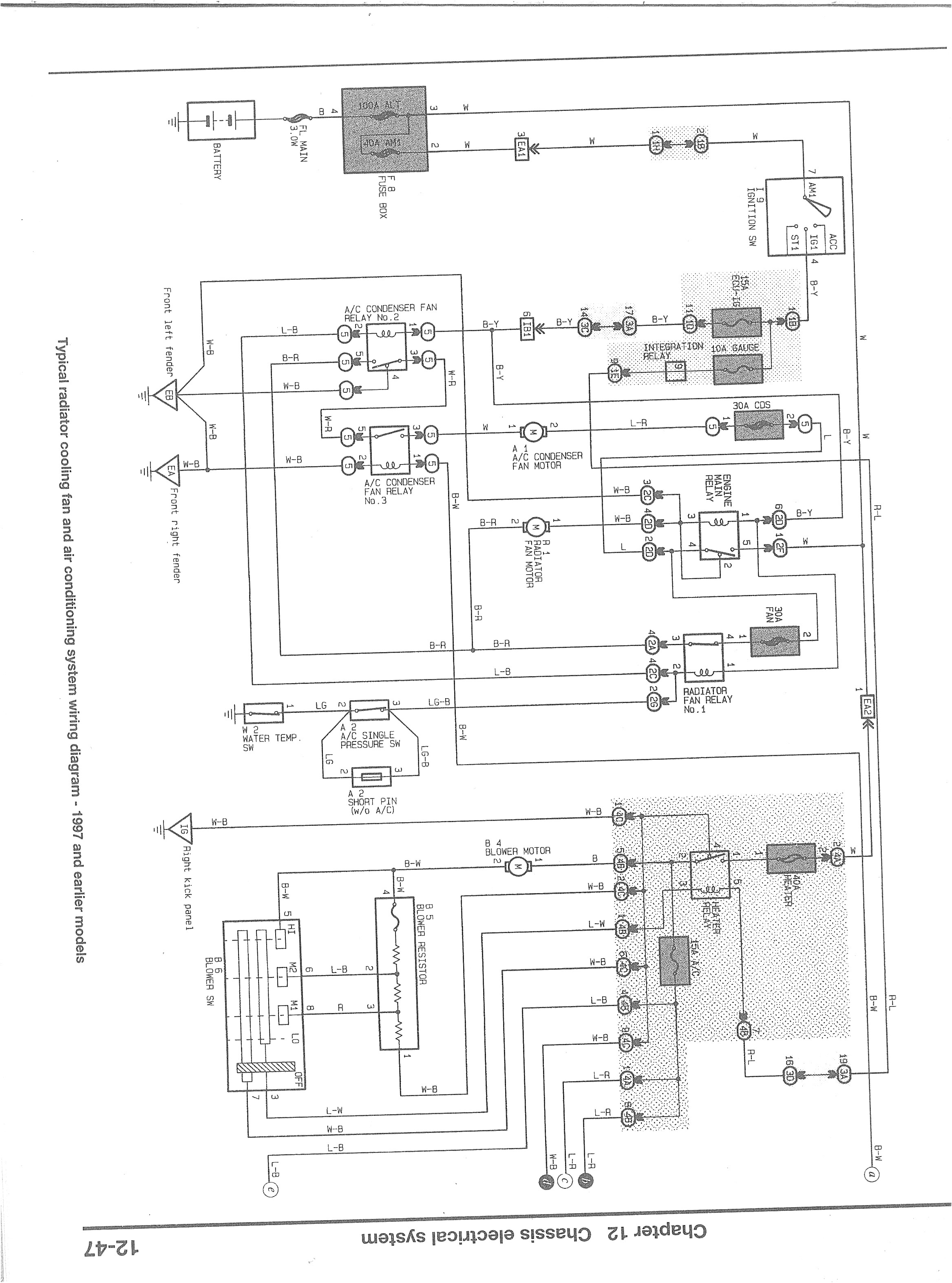 Goodman Air Handler Wiring Diagram Sample