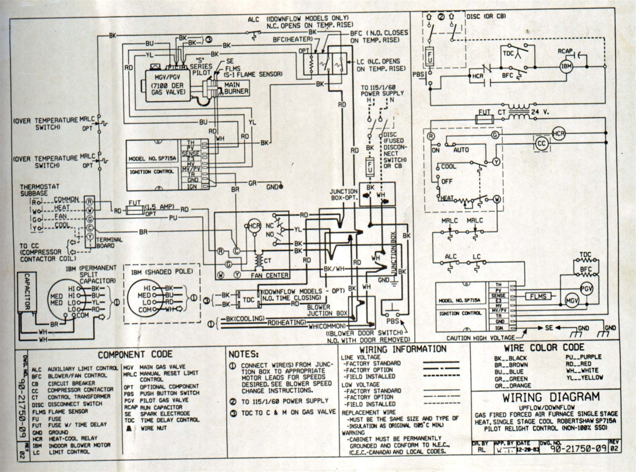 goodman air handler wiring diagram Download-Wiring Diagram Hvac thermostat New Goodman Gas Pack Wiring Diagram Data Exceptional Air Handler 2-e