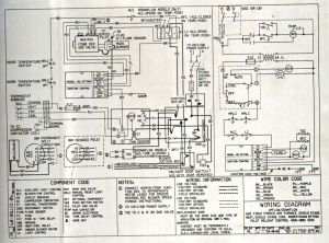 Goodman Furnace Control Board Wiring Diagram - Wiring Diagram for Goodman Gas Furnace Valid Goodman Manufacturing Wiring Diagrams Wire Center • 6l