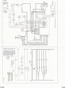 Goodman Heat Pump Package Unit Wiring Diagram - Payne Package Unit Wiring Diagram Inspirational Goodman Heat Pumps 17l