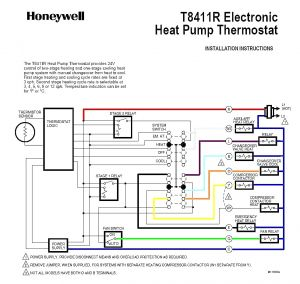 Goodman Heat Pump thermostat Wiring Diagram - Goodman Heat Pump thermostat Wiring Diagram Gimnazijabp Me and 14o