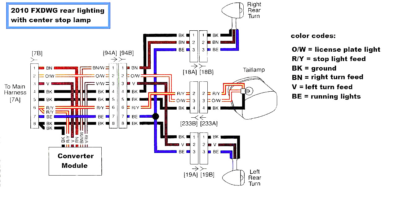 Dyna Wiring Diagram | Wiring Diagram on