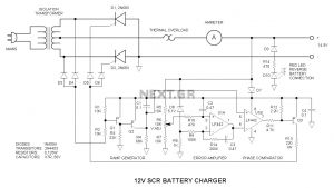 Hb600 24b Wiring Diagram - 12v Battery Charger Circuit 7h