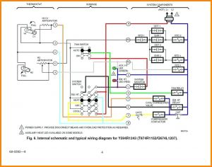 Heat Trace Wiring Diagram - Heat Trace Wiring Diagram Unique Honeywell S Plan Central Heating Wiring Diagram Plus with 10t