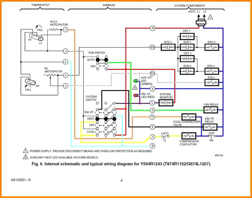 heat trace wiring diagram Download-Heat Trace Wiring Diagram Unique Honeywell S Plan Central Heating Wiring Diagram Plus with 8-i