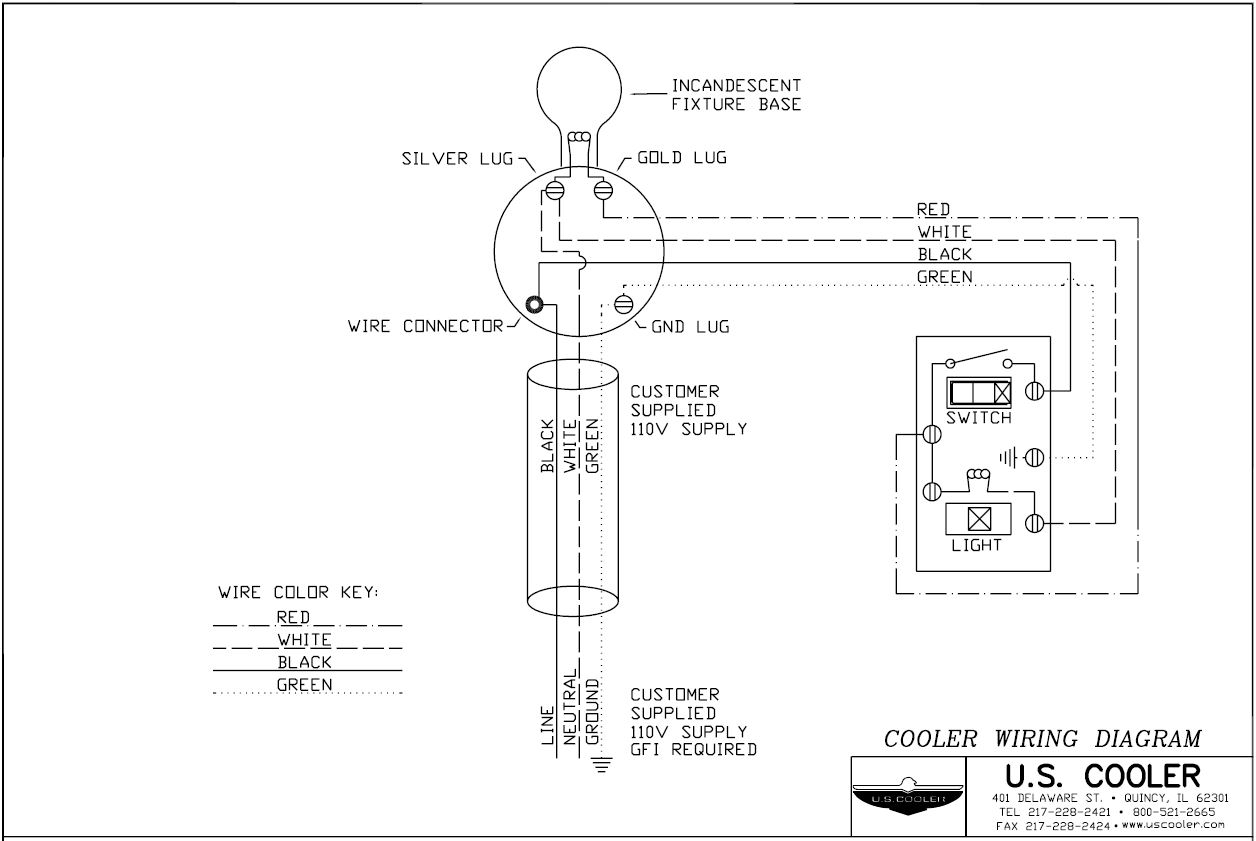 Gallery Of Heatcraft Walk In Cooler Wiring Diagram Download