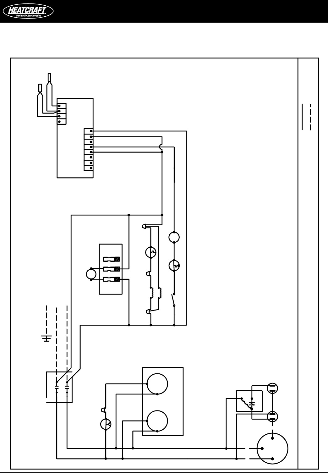 Find Out Here Heatcraft Walk In Freezer Wiring Diagram Sample