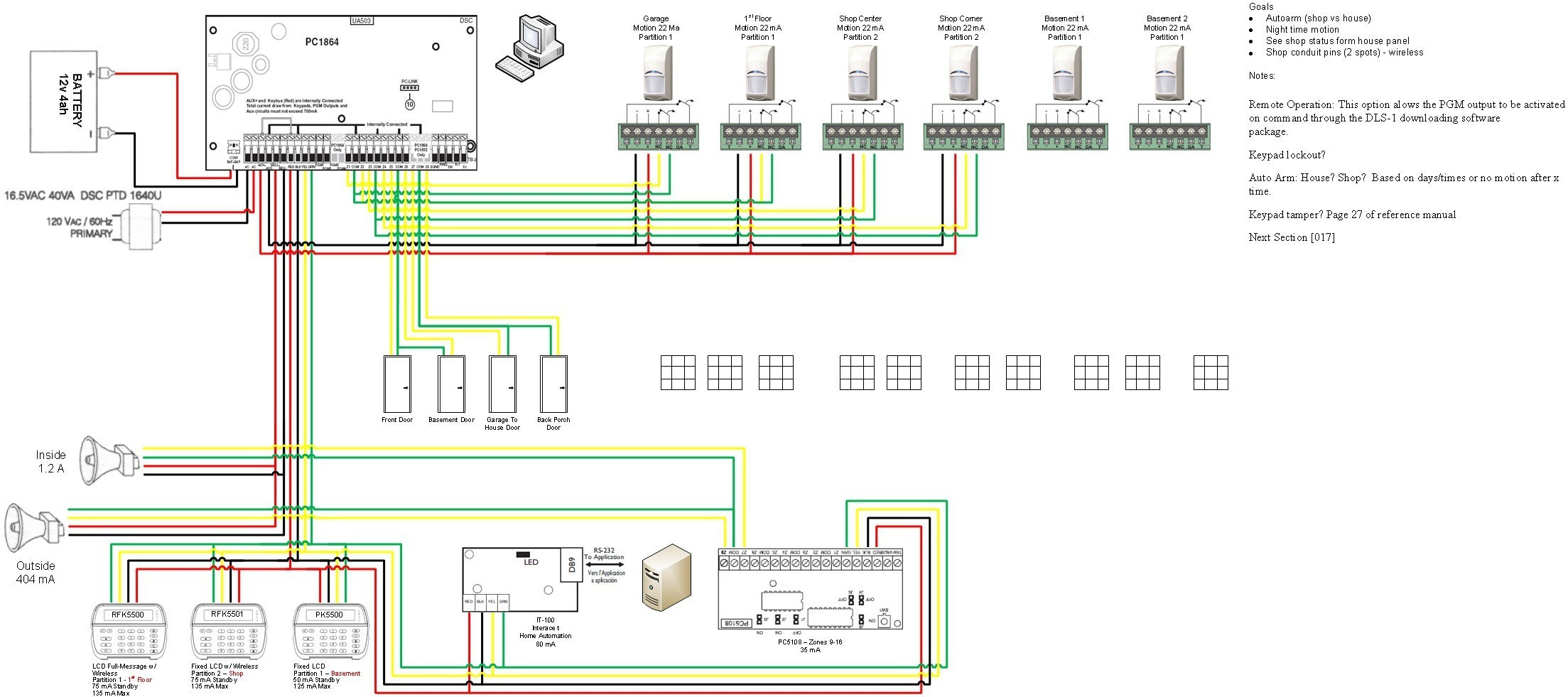 home security system wiring diagram Download-home security system wiring diagram Collection Domestic Alarm Wiring Diagram Inspirationa Wrx Alarm Wiring Diagram 4-k