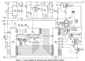 Home Security System Wiring Diagram - Home Security System Wiring Diagram Unique Part 7 8q