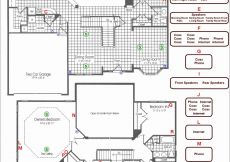 Home Wiring Diagram software - House Wiring Plan Drawing Awesome Electrical Wiring Diagram Symbols Sample 9r