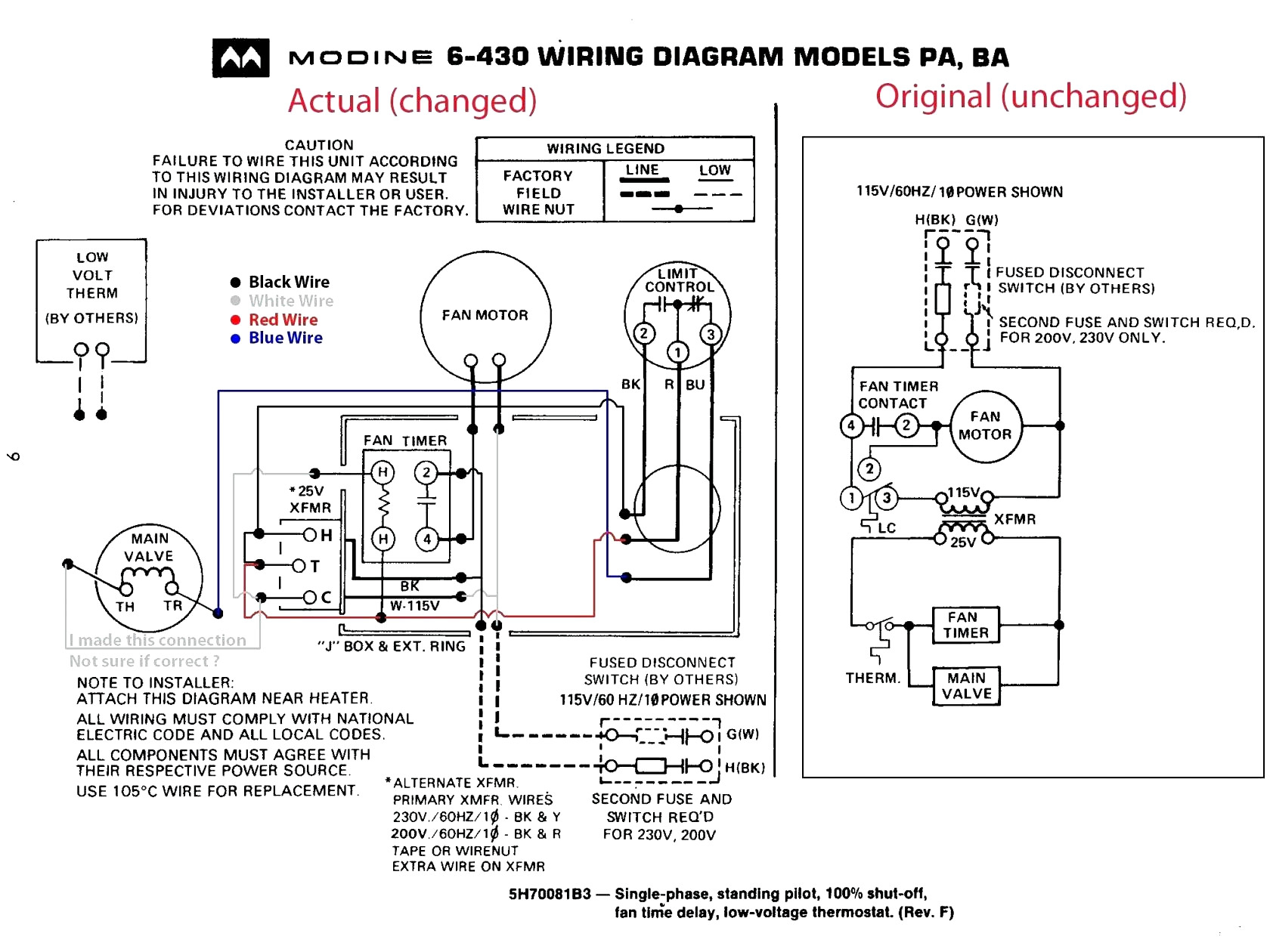 honeywell fan limit switch wiring diagram Collection-Ceiling Fan Installation Red Wire Luxury Honeywell Fan Limit Switch Wiring Diagram App A Light Control 7-l