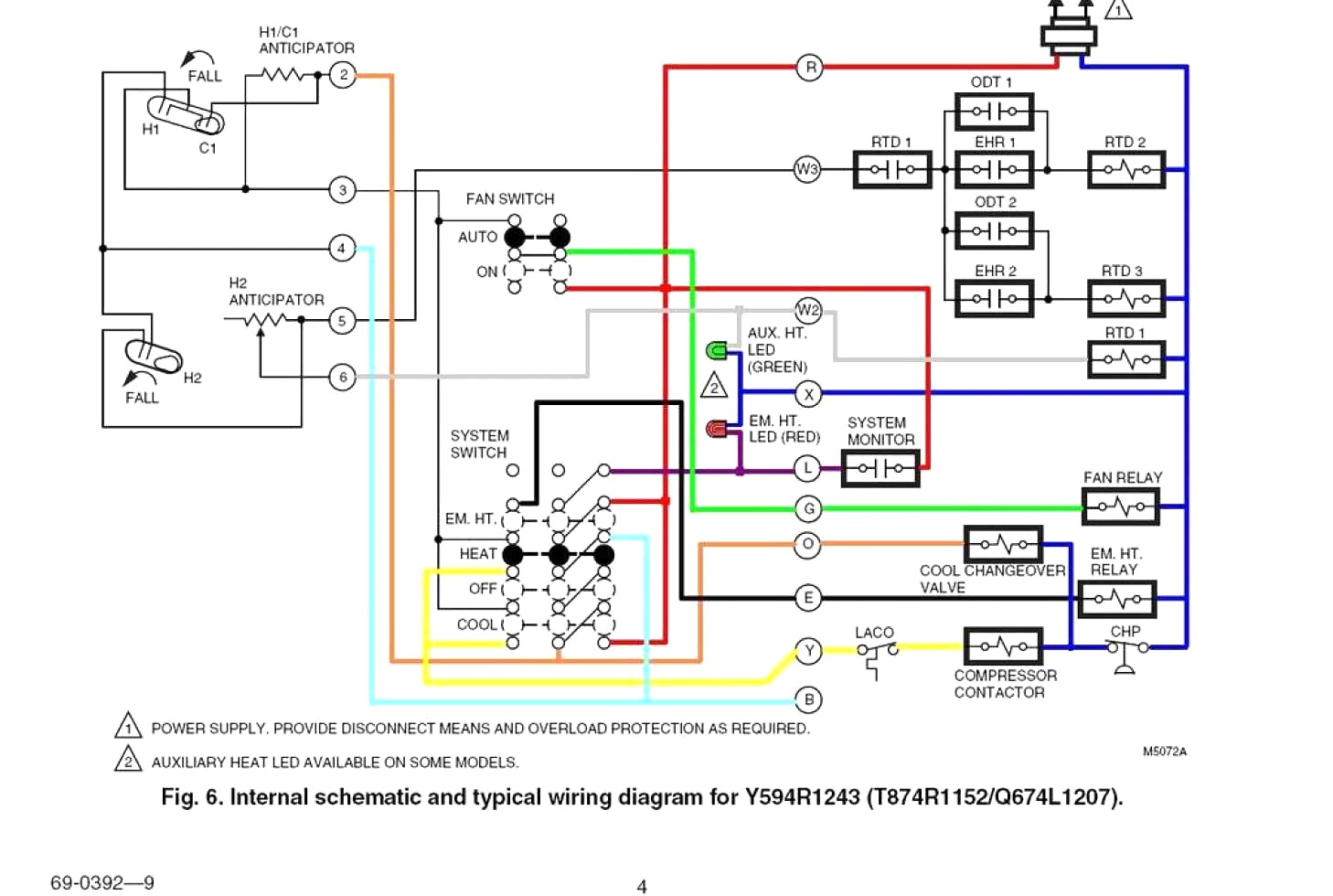 Collection Of Honeywell Fan Limit Switch Wiring Diagram Sample Manual Guide