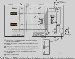 Honeywell Rth3100c1002 to A Wiring Diagram - Enchanting Honeywell Rth3100c1002 Wiring Diagram for Vignette Honeywell L8148a Wiring Diagram 9b