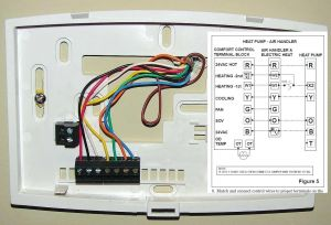 Honeywell thermostat Th3110d1008 Wiring Diagram - Honeywell thermostat Th3110d1008 Wiring Diagram Fresh Honeywell Honeywell thermostat Wiring Diagram Download 12g