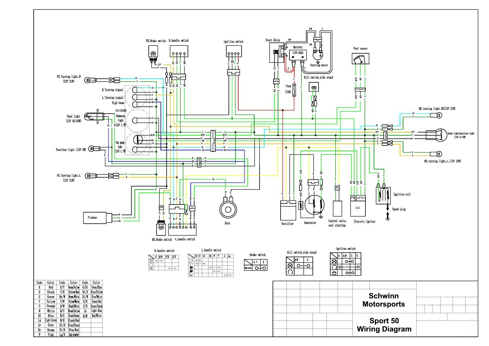 Power Scooter Lift Wiring Harness - Data Wiring Diagram on