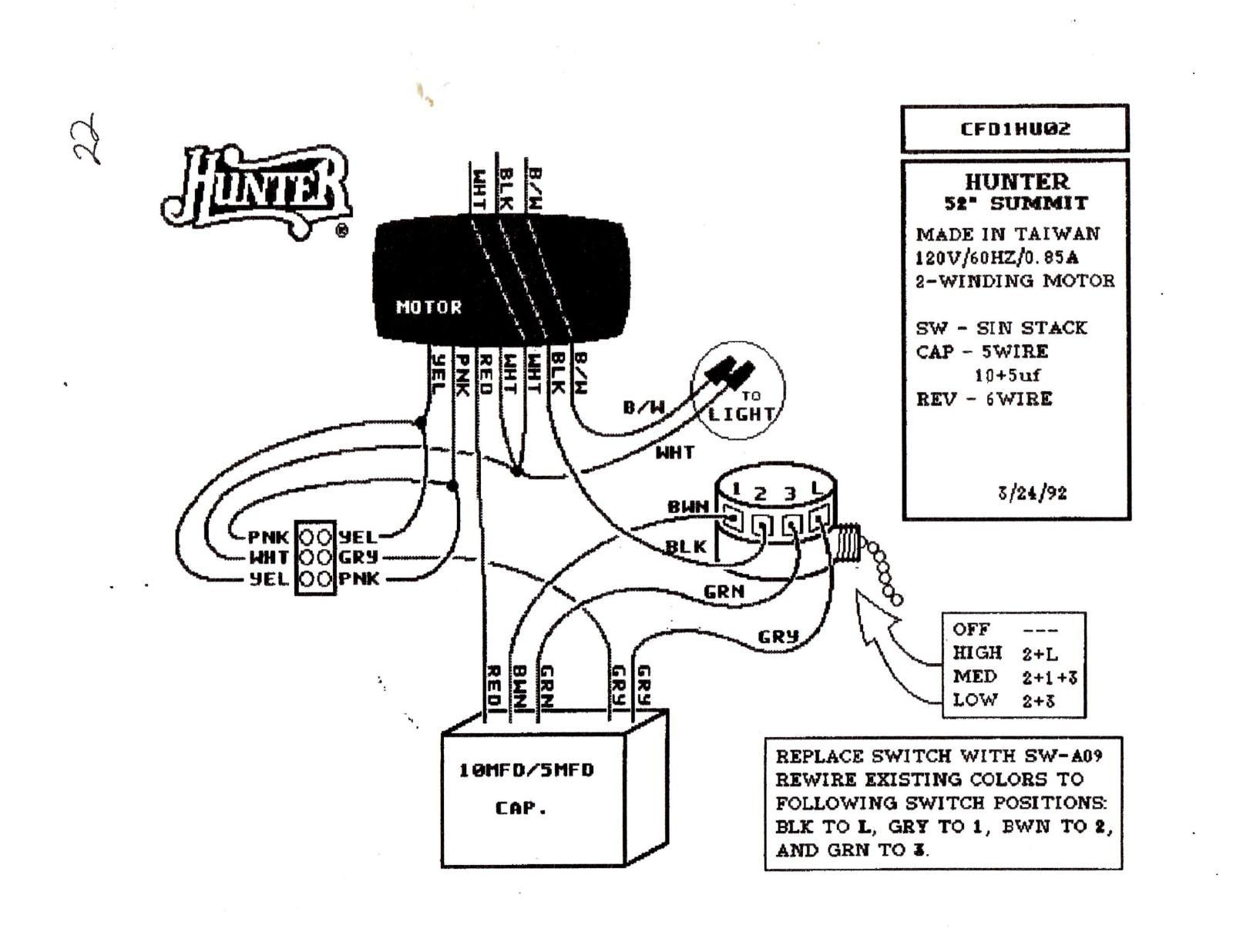 hunter ceiling fan and light control wiring diagram Download-Wiring Diagram for A Ceiling Fan with Remote Control Best Hunter Ceiling Fan with Remote Wiring 5-g