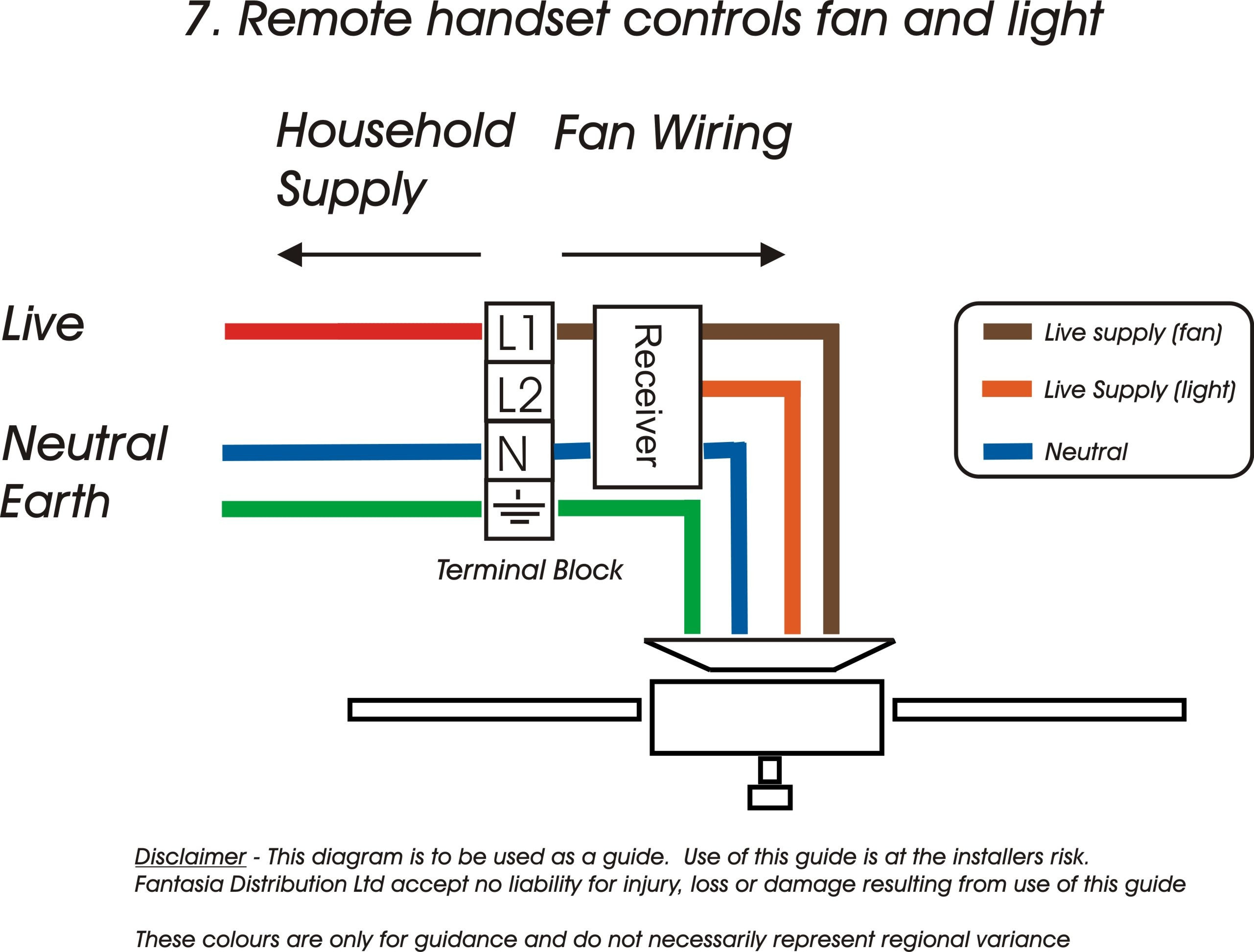 hunter fan wiring diagram remote control Download-Wiring Diagram Fan Relay Switch New Ceiling Fan Wiring Diagram Single Switch 13-m