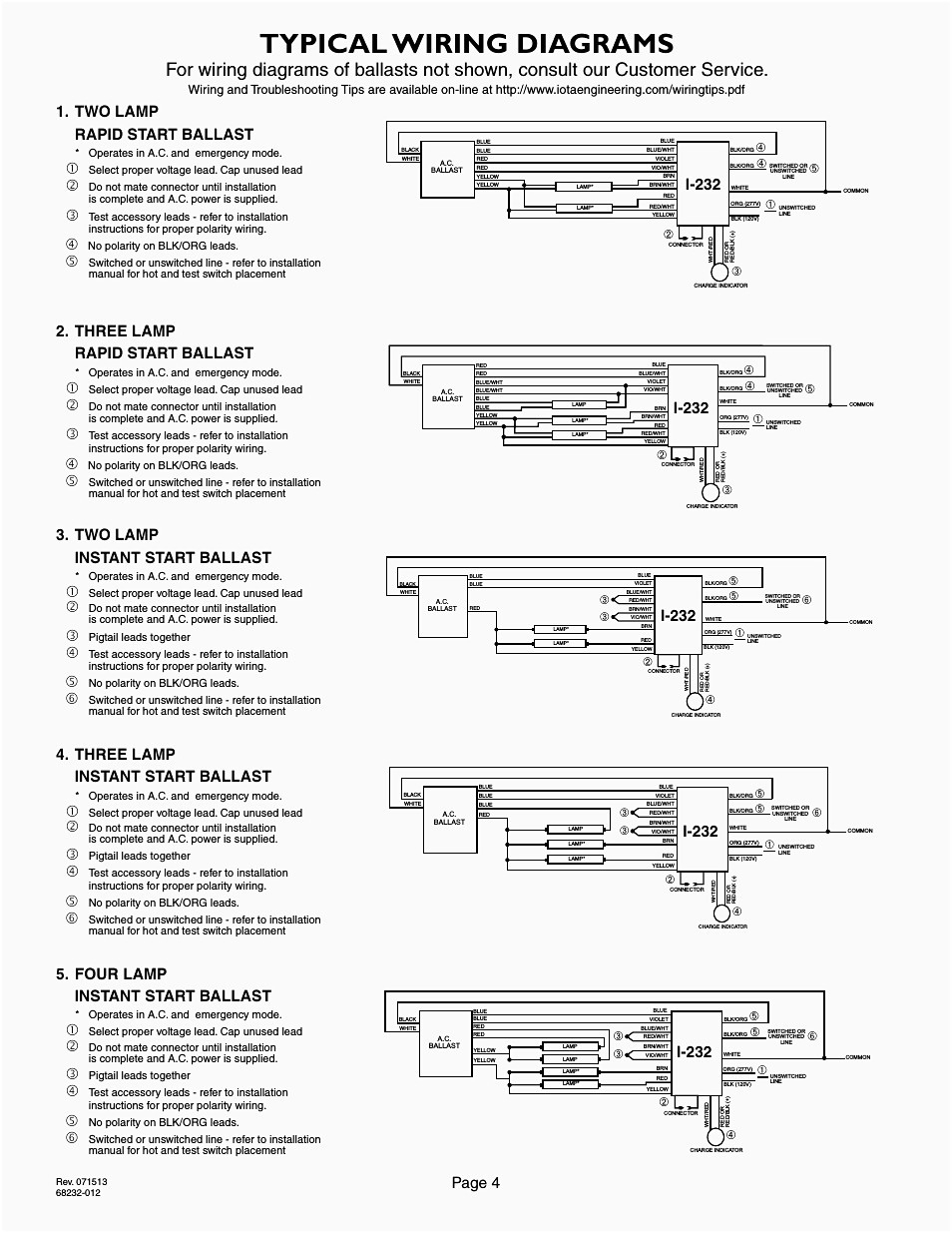advance fluorescent ballast wiring diagram  | 2280 x 1650