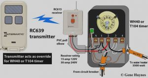 Intermatic Timer T104 Wiring Diagram - Awesome Intermatic Timer Wiring Diagram How to Wire T104 and T103 Throughout T101 19t