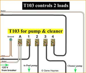 Intermatic Timer T104 Wiring Diagram - Waterheatertimer org How to Wire T104 Intermatic Timer Rh Healthyman Me 11c