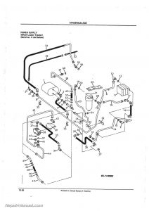 International Tractor Wiring Diagram - International Harvester 260 A Tractor Loader Backhoe Parts Manual Page 3 16j