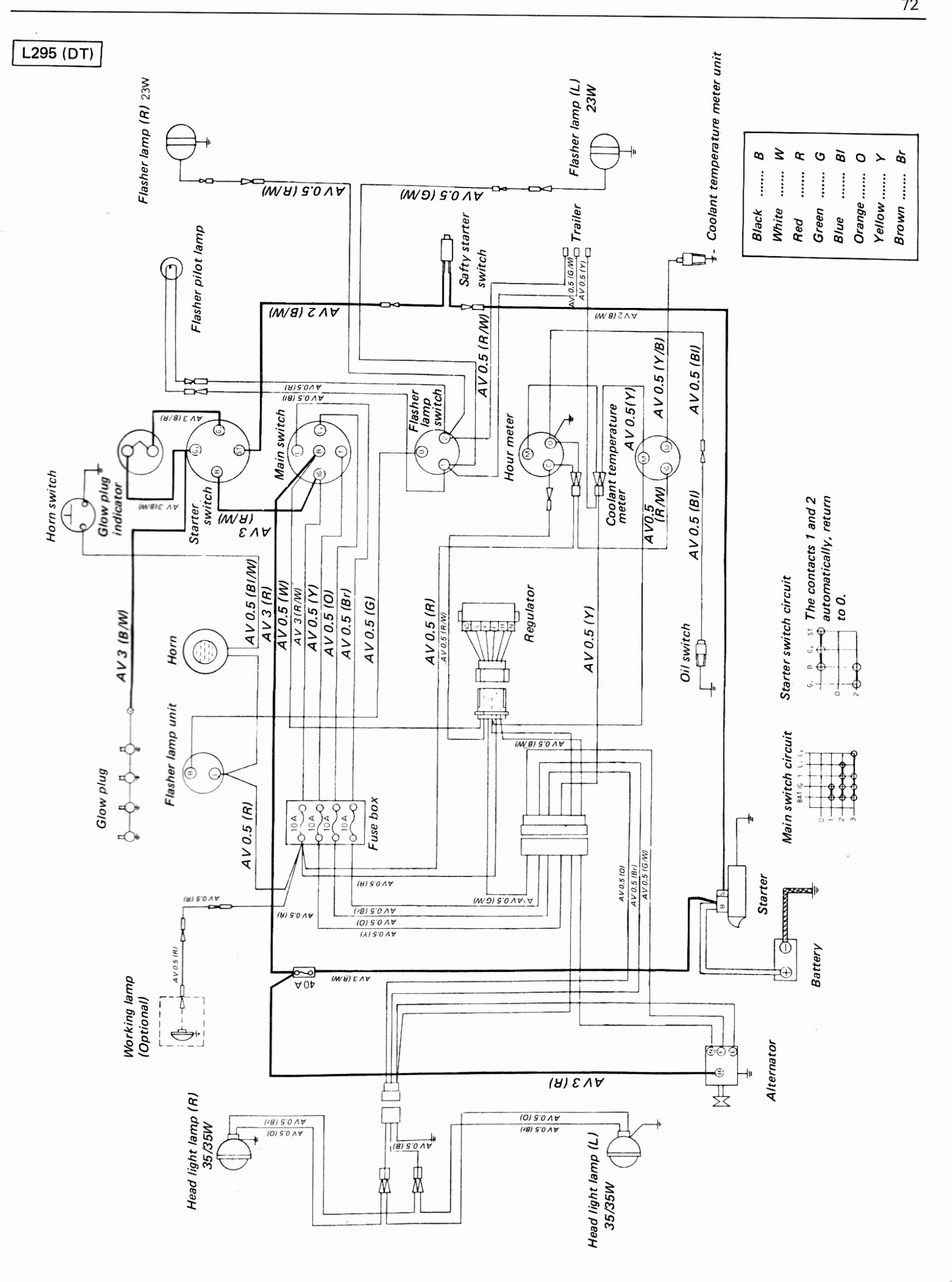 Get International Tractor Wiring Diagram Download