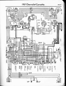 International Truck Radio Wiring Diagram - 1957 Corvette 1i