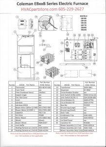 Intertherm Heat Pump Wiring Diagram - Coleman Evcon Heat Pump Wiring Diagram Download Beautiful Intertherm Electric Furnace Wiring Diagram 20 for 5s