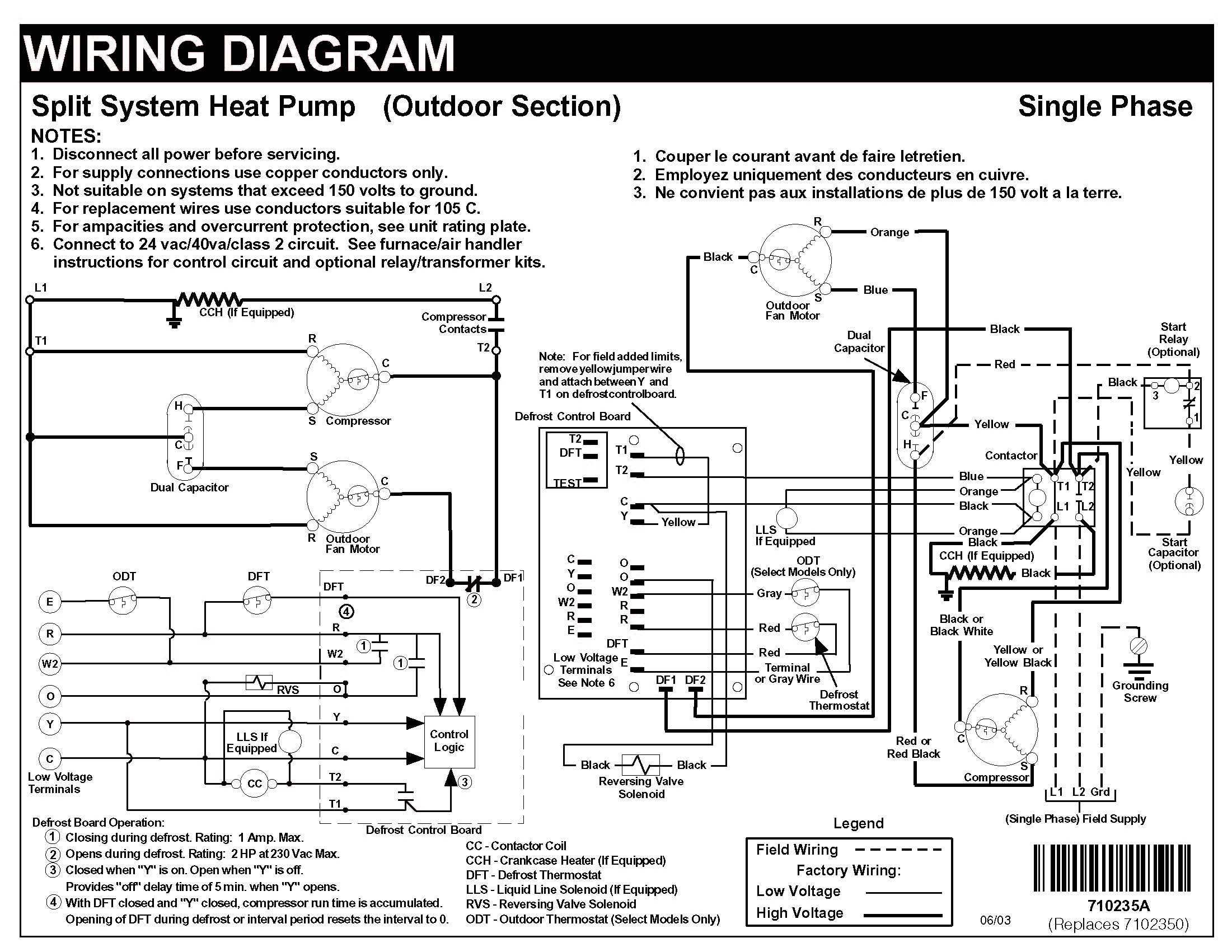 Gallery Of Intertherm Heat Pump Wiring Diagram Download