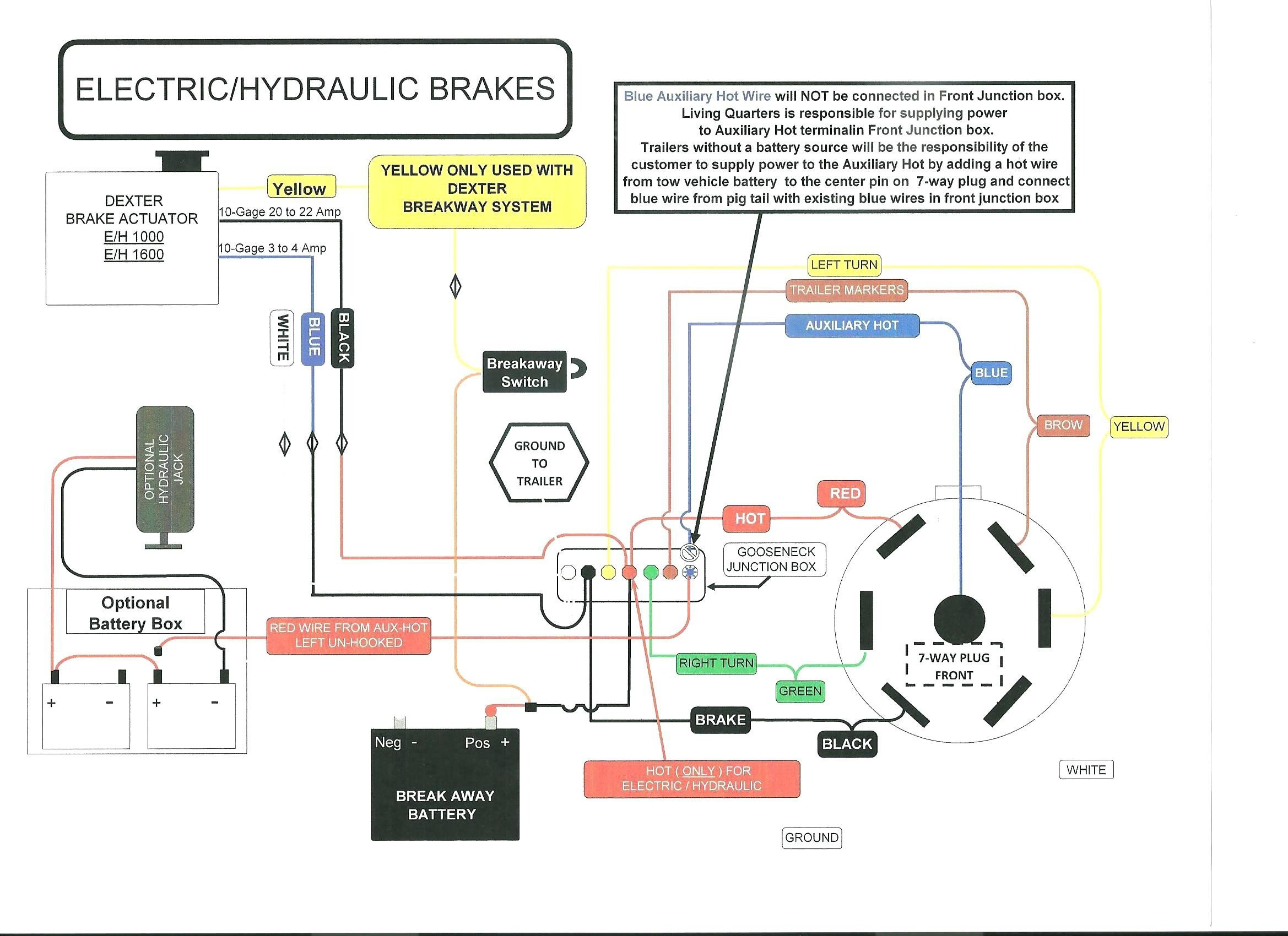 jayco trailer wiring diagram Collection-Travel Trailer Wiring Diagram Inspirational Wiring Diagram for Stock Jayco Electric Brakes Wiring Awesome Rv 2-e