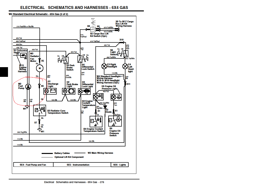 john deere gator 6x4 wiring diagram Download-John Deere Wiring Diagrams Elegant Electrical Wiring John Deere Gator Hpx Wiring Diagram Electrical 13-m