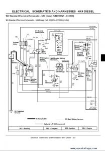 John Deere Gator 855d Wiring Diagram - Home Electrical Wiring Diagrams Lovely Electrical Wiring Wiring Diagram for John Deere Gator X the Hpx 11p