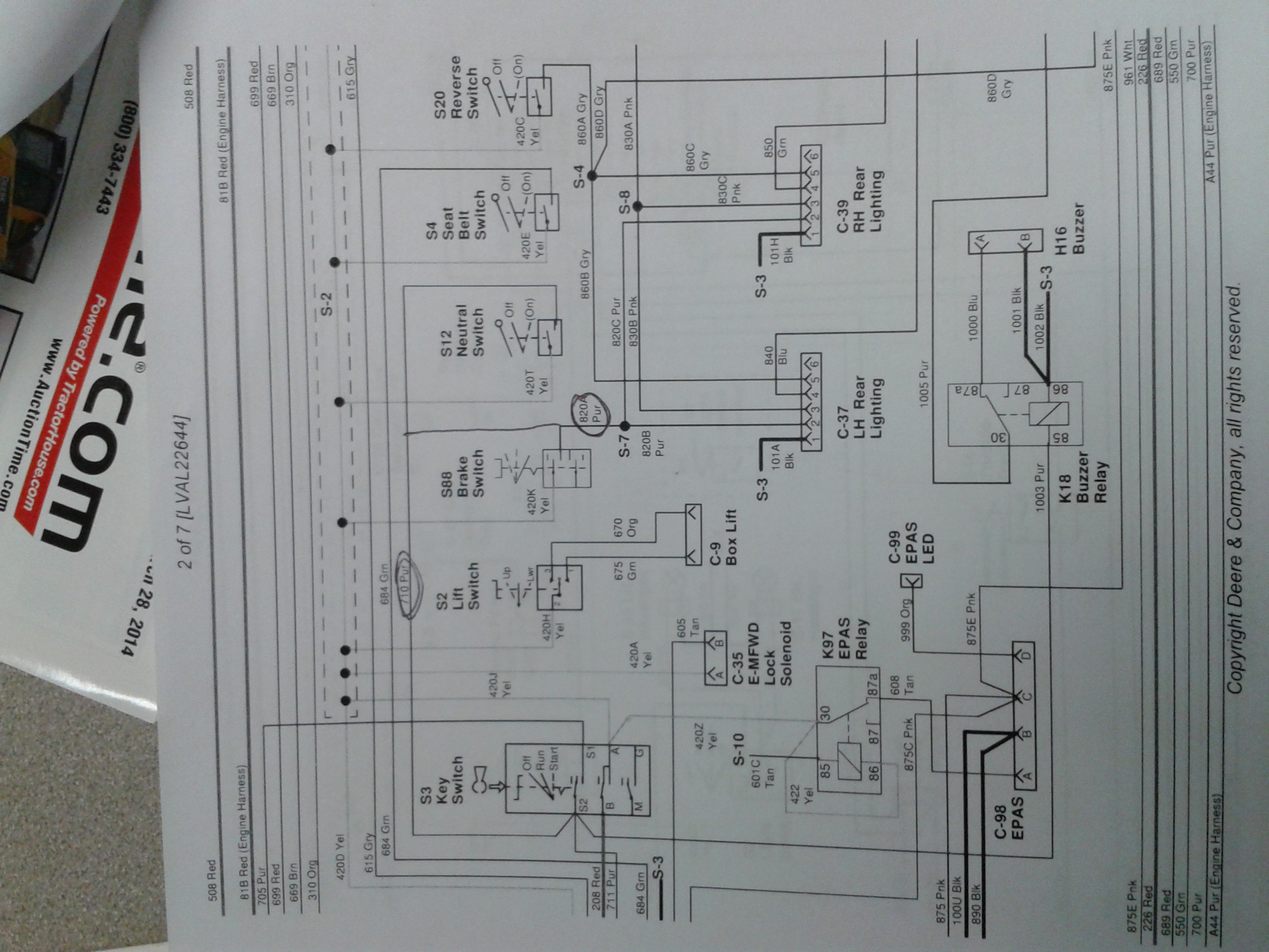 Gator Xuv 620i Wiring Diagram | Wiring Schematic Diagram ... on